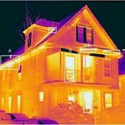 ТЕПЛОВИЗОР. Поиск утечек тепла (от 20$) фото