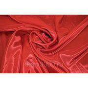 Перл-шифон красный фото