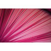 Шифон хамелеон светло -вишневый фото