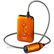 Цифровая видеокамера Panasonic Full HD HX-A100 оранжевый фото