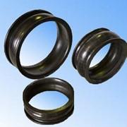 Резинокордные компенсационные вставки в трубопроводы с условными диаметрами 350 и 400, 500 мм. фото