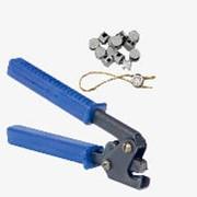 Пломбираторы для установки свинцовых или пластмассовых пломб фото
