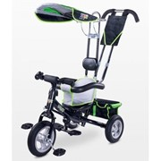 Велосипед трехколесный Caretero Derby (green) фото