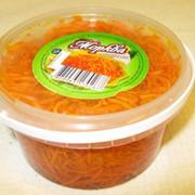 Морковь маринованная фасованная, от производителя оптом, Украина, купить, цена. фотография