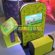R-KIDS: Детский игровой сенсорный интерактивный автомат/терминал/стол фото