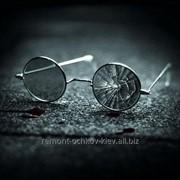 Замена линз в очках фото