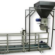 Оборудование для фасовки зерна, кормов, удобрений, пеллет, опилок фото
