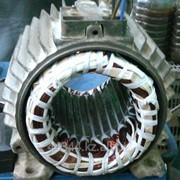 Перемотка электродвигателей в Алматы фото