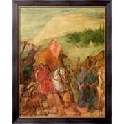 Картина Дочь Иеффая, 1859-1860, Дега, Эдгар фото