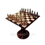 "Шахматы ""Бронзовое чудо"" фото"