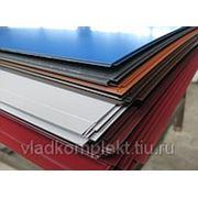 Стальной композитный лист с полимерным покрытием 1250х2000х0,5 фото
