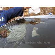 Car.Glass (200 мл.). Нанозащитная полироль для лёгкой уборки. Для автостёкол фото