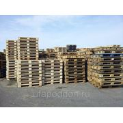 Деревянная тара поддоны для транспортировки фото