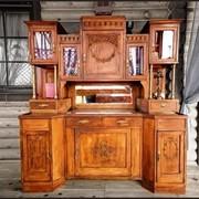 Реставрация и декорирование старинной и антикварной мебели фото