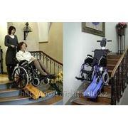 Гусенечный подъемник для инвалидов фото