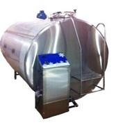 Охладитель молока закрытого типа ОМЗТ Premium 6000 фото