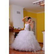 Свадебные платья оптом Украина модель C-12-02-020 фото