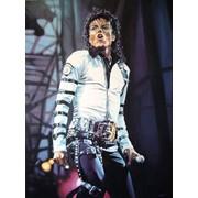 Портрет Майкла Джексона фото