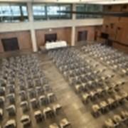Аренда конференц-зала и конференц-оборудования. ( исторический Олимпийский дворик, современный Холл Чемпионов, премиум лаунж-зоны, а также возможность воспользоваться уникальными скай-боксами) фото