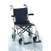 Дорожная инвалидная коляска модель 1100A фото