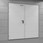 Двери технологические двустворчатые фото