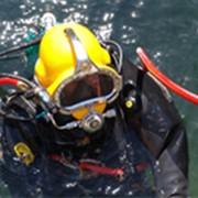 Работы подводно-технические (водолазные) фото