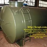 Резервуар для хранения дизельного топлива фото