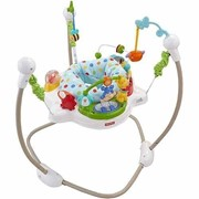 Прыгунки Zoo Party Jumperoo Fisher Price фото