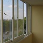 Окна КБЕ. Окна алюминиевые. Окна, двери, перегородки. фото