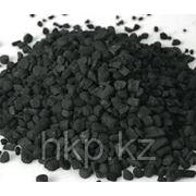 Уголь активированный, в гранулах фото