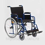 Кресло-коляска для инвалидов Н035. фото