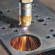 Резка листового металла газовая фото