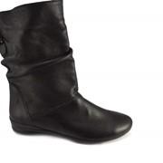 Демисезонный ботинок на байке фото