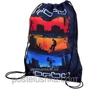 Рюкзак-торба для обуви DERBY синий 0140112,02 фото