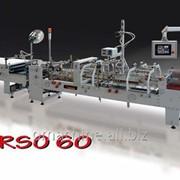 Фальцевально-склеивающая машина VERSO для упаковок фото