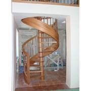 Лестница дизайн D043 фото