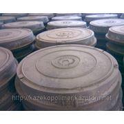 Люк полимер-песчаный тип Л, Астана, Казахстан фото