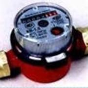 Водосчетчики квартирные счетчики холодной и горячей воды КВ-1,5 фото