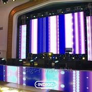 Аренда LED экрана, LED дисплея P4 фото