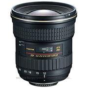 Объектив Tokina AT-X 124 PRO DX II 12-24mm F/4 для Canon EF фото