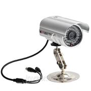 Цветная видеокамера ночного наблюдения 420 ТВЛ фото