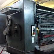 Листовые офсетные печатные машины Heidelberg SM 102 ZP фото