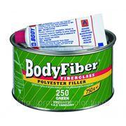 Шпатлевка Body 250 FIBER 0,75 кг. фото
