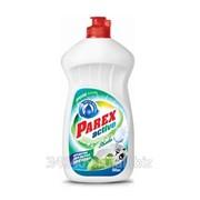 """Средство для мытья посуды """"Parex Active"""" яблоко фото"""