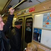 Реклама в метро Киев Харьков Днепропетровск Размещение рекламы на станциях метрополитена Размещение рекламы в метро фото