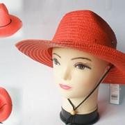 Женская летняя шляпа Alenstar 56-58 размер фото