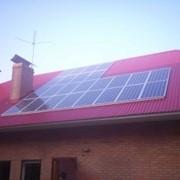 Проектирование солнечных энергоустановок с учетом индивидуальных требований Заказчика фото