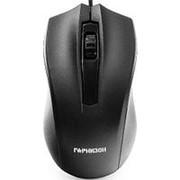 Мышь usb Гарнизон GM-115, 800 dpi, чёрная фото