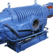 Насосы вакуумные 2ДВН-500, 2ДВН-1500 для откачки воздуха и газов, неагрессивных к серому чугуну, конструкционной стали и минеральному маслу, и взрывобезопасных в условиях проточной части и зубчатого редуктора фото