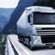 Компания выполняет международные автомобильные перевозки грузов. фото